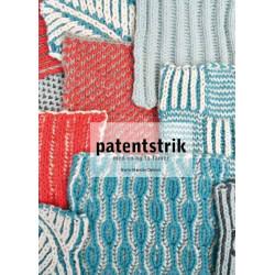 Patentstrik med en og to farver - Marie Mønster Døllner bog
