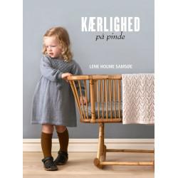 Kærlighed på pinde - Lene Holme Samsøe bog