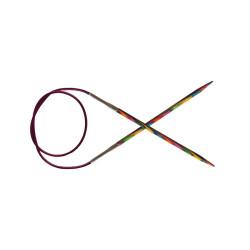 Knitpro symfonie rundpind, 60cm, 2 mm