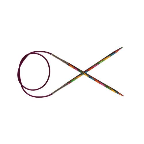 Knitpro symfonie rundpind, 80cm, 3 mm