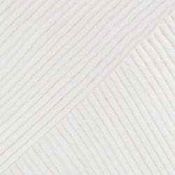Drops Muskat UNI 18 hvid