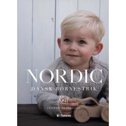 Nordic dansk børnestrik af Trine Frank Påskesen