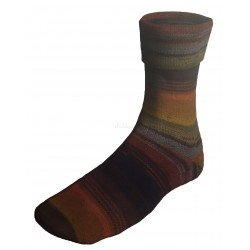 Lang Yarns Super soxx color, farve 149, 100g