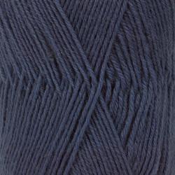 Drops Fabel UNI farve 107 blå