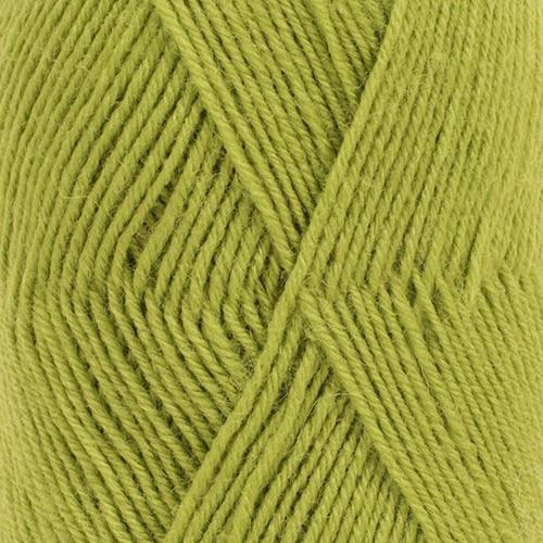 Drops Fabel UNI farve 112 æblegrøn