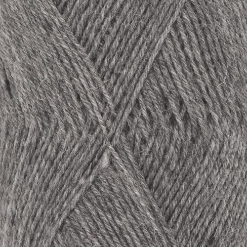 Drops Fabel UNI farve 200 grå