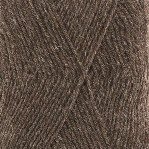 Drops Fabel UNI farve 300 brun