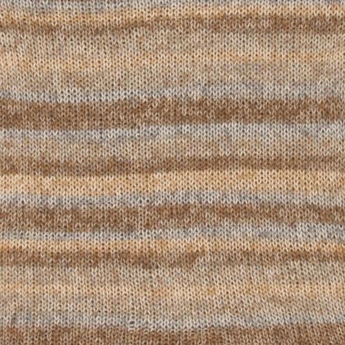 Drops Fabel Long print 651 sand