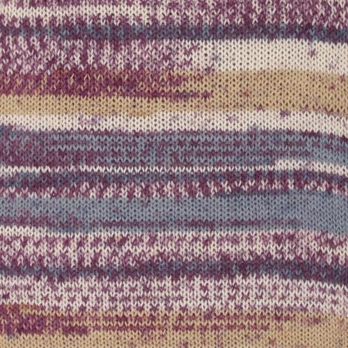 Drops Fabel Print 904 lavendel