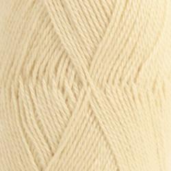 Drops Babyalpaca silk UNI 2110 lys gul