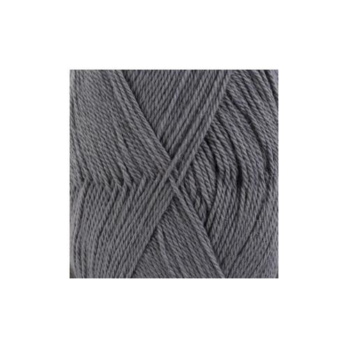 Drops Babyalpaca silk UNI 8465 mellemgrå