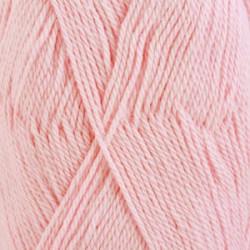 Drops Babyalpaca silk UNI 3125 lys rosa