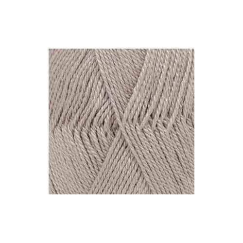 Drops Babyalpaca silk UNI 1760 lys grålilla