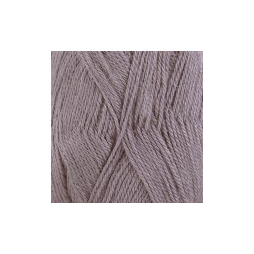 Drops Babyalpaca silk UNI 4314 grålilla