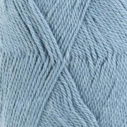 Drops Babyalpaca silk UNI 6235 gråblå