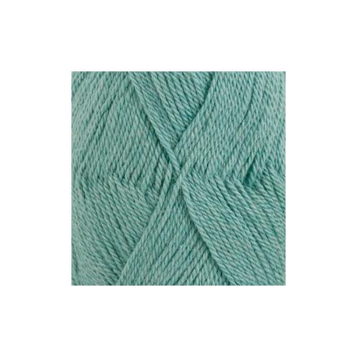 Drops Babyalpaca silk UNI 7402 lys søgrøn