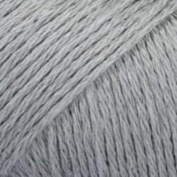 Drops Bomull-Lin UNI farve 20 gråblå