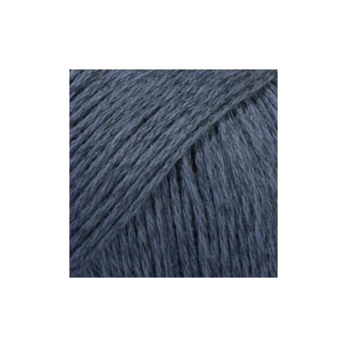 Drops Bomull - Lin UNI farve 21 mørkeblå