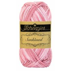 Scheepjes Sunkissed 50g, farve 09 Strawberry Ice