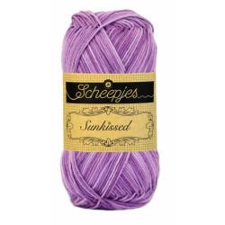 Scheepjes Sunkissed 50g, farve 21 Ultra Violet