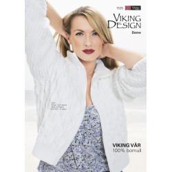 Viking strikkeopskrifter katalog 1505, dame, viking vår