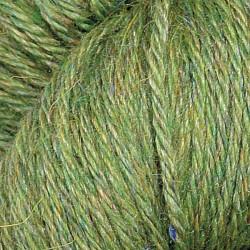 Järbo Llama silk, farve leaf green