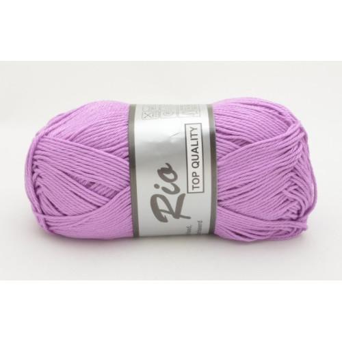 Lammy yarns Rio 740 lilla