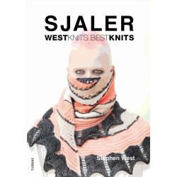 Sjaler Westknits Bestknits af Stephen West