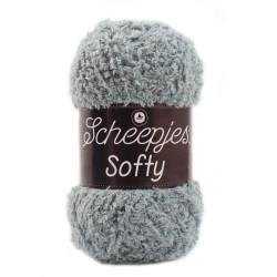 Scheepjes Softy grå