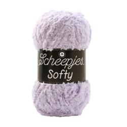 Scheepjes Softy lys lilla, 487