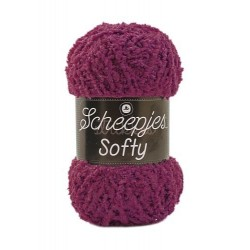 Scheepjes Softy blomme, 488