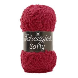 Scheepjes Softy rød, 490