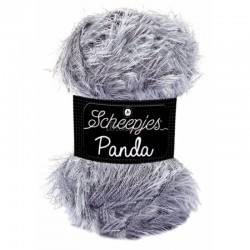 Scheepjes Panda, farve 583 Sølvgrå