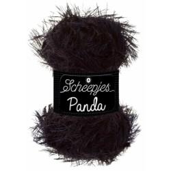 Scheepjes Panda, farve 585 Sort