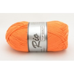 Lammy yarns Rio 028 orange