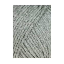 Lang Yarns Airolo, farve 03, lysegrå melange 100g