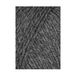 Lang Yarns Airolo, farve 05, mørkegrå melange 100g