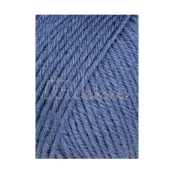 Lang Yarns Airolo, farve 34, mørk jeans 100g