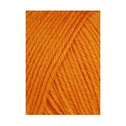 Lang Yarns Airolo, farve 59, orange 100g
