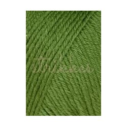Lang Yarns Airolo, farve 97, lys oliven 100g