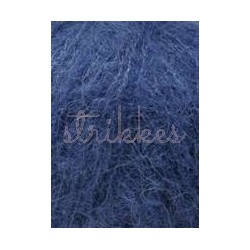 Lang Yarns Alpaca Superlight, marineblå, 25g