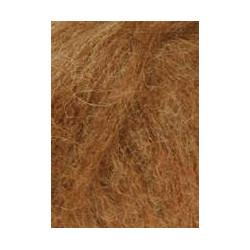 Lang Yarns Alpaca Superlight, brun, 25g