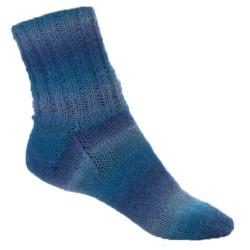 Viking Nordlys. Farve 927, blå/turkis