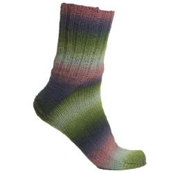 Viking Nordlys. Farve 935, multi grøn/rosa