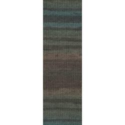 Lang Yarns Super Soxx Cashmere Color 4ply, farve 11, 100g