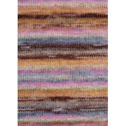 Lang Yarns Dipinto, Farve 48, rose/beige