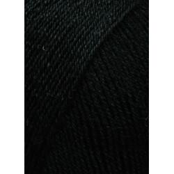 Lang Yarns Baby Wool, Farve 04, sort