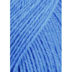 Lang Yarns Baby Wool, Farve 06, blå