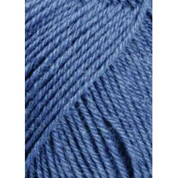 UDGÅET Lang Yarns Baby Wool, Farve 34, mørk jeans