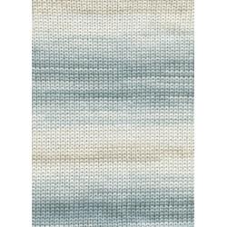 Lang Yarns Setasol farve 23, sølv
